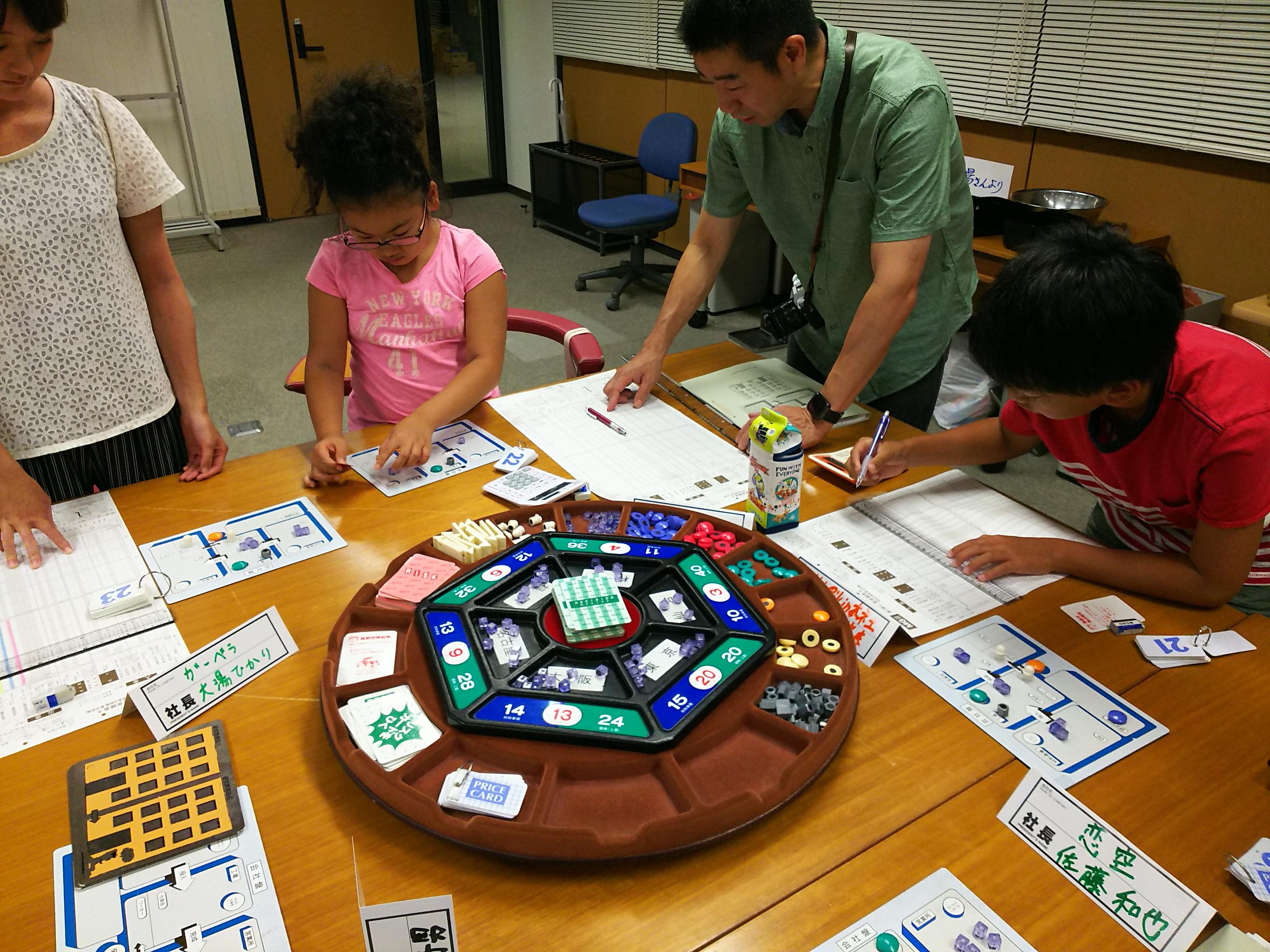 10/25.26 ヤマガタWeb特別事業 MG (マネジメントゲーム)