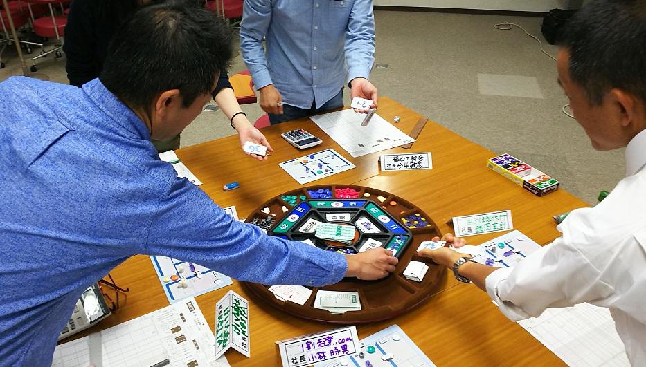 2018.8/8.~8/9 特別事業 第10回 庄内MG (マネジメントゲーム)